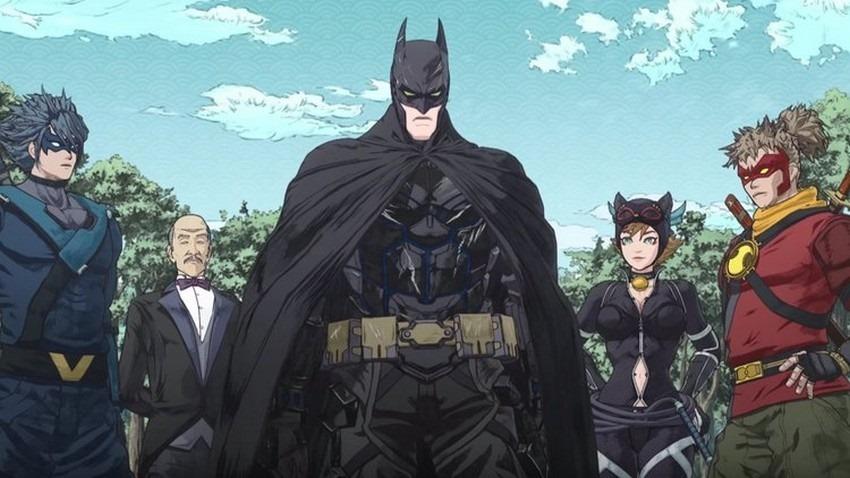 The Dark Knight Battles The Joker In Feudal Japan In Awesome New Batman Ninja Trailer