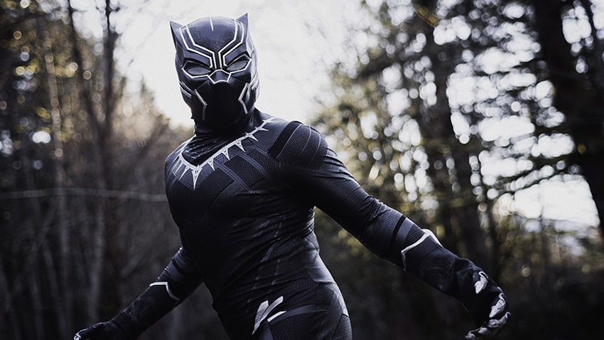 Black-Panther-Cosplay-Andrien Gbinigie