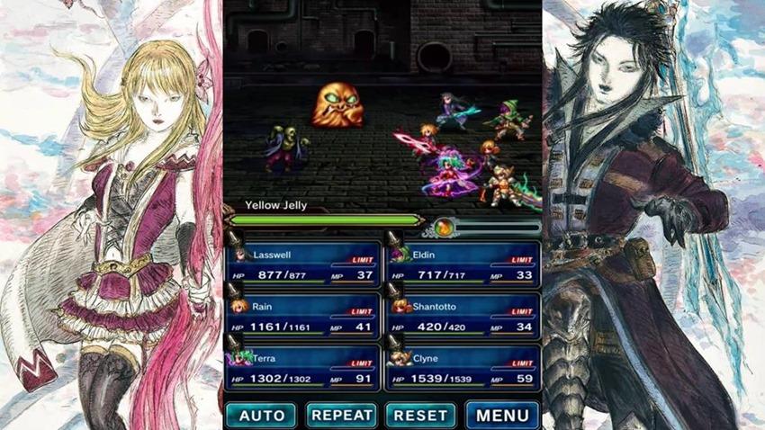Final Fantasy spin-offs (5)
