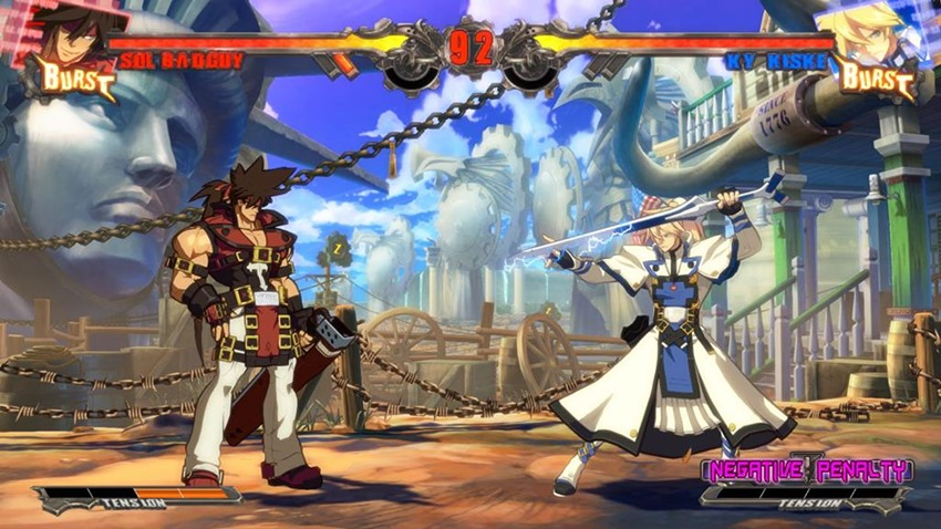 Guilty Gear (1)