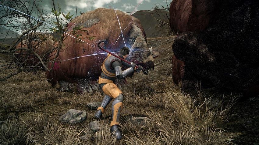 Half Life is reborn through Final Fantasy XV