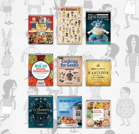 The latest two book bundles from Humble Bundle will tantilise your taste buds and titillate your senses 3