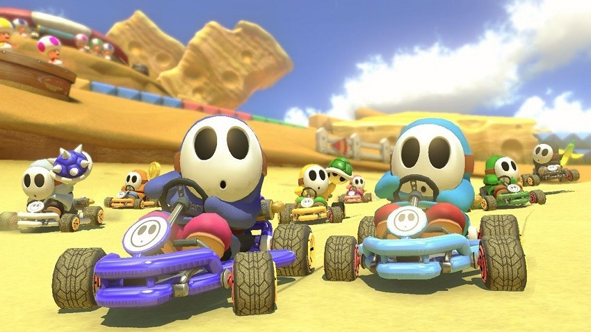 Mario Kart Tour coming to smartphones