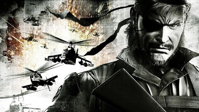 Metal Gear Solid HD collection isn't in development for PS4