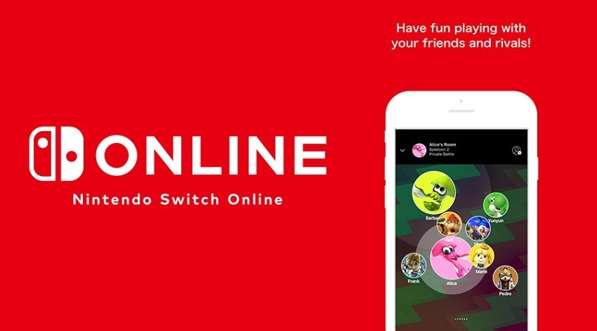 Nintendo Switch Online will start charging for use in September2