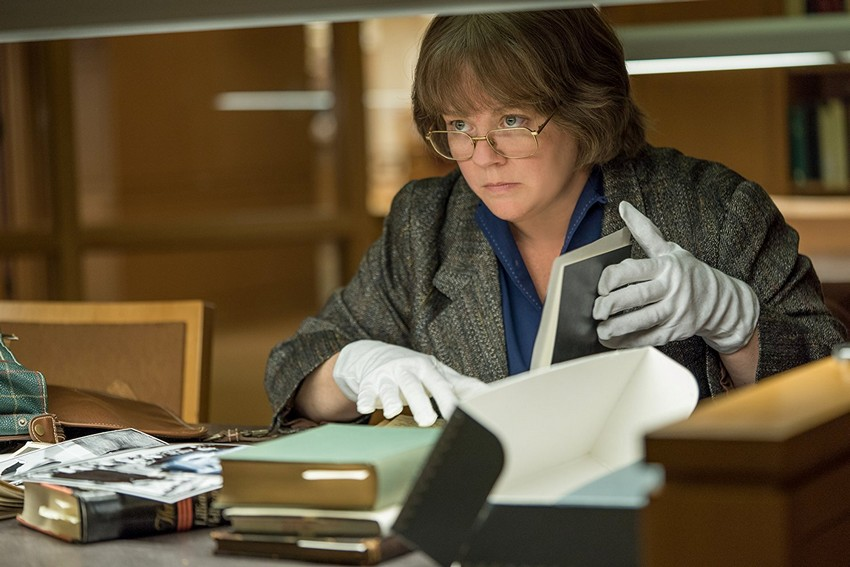 Melissa McCarthy brings to life a real-life forger in true-story drama Can You Ever Forgive Me? 4