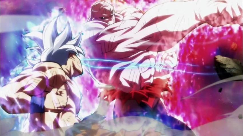 Dragon Ball Super Goku vs Jiren (17)