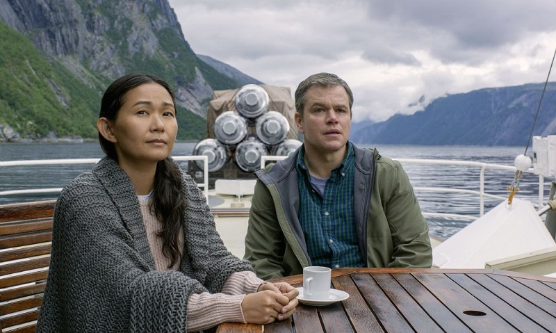 Downsizing Review – A great concept ruined by lack of focus 8