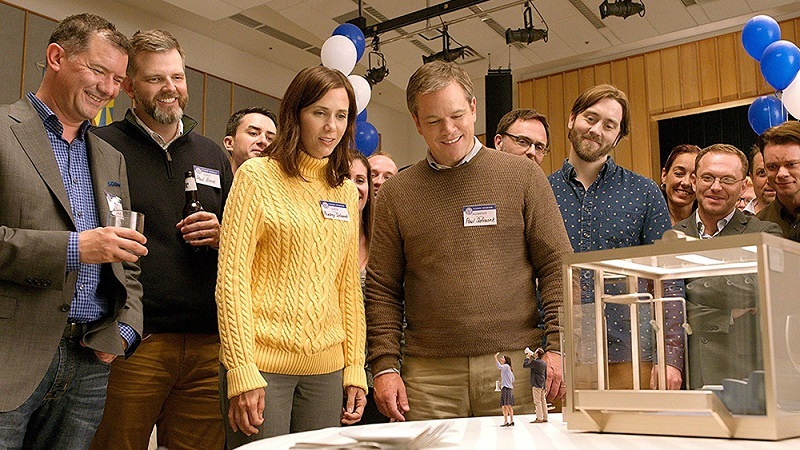 Downsizing Review – A great concept ruined by lack of focus 5