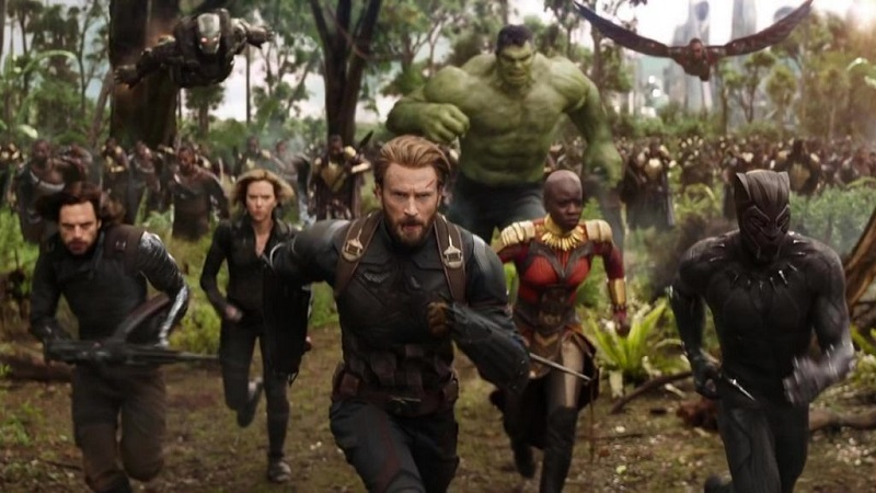 The Russo brothers reveal directing Avengers: Infinity War was a collaborative effort with other MCU directors 3