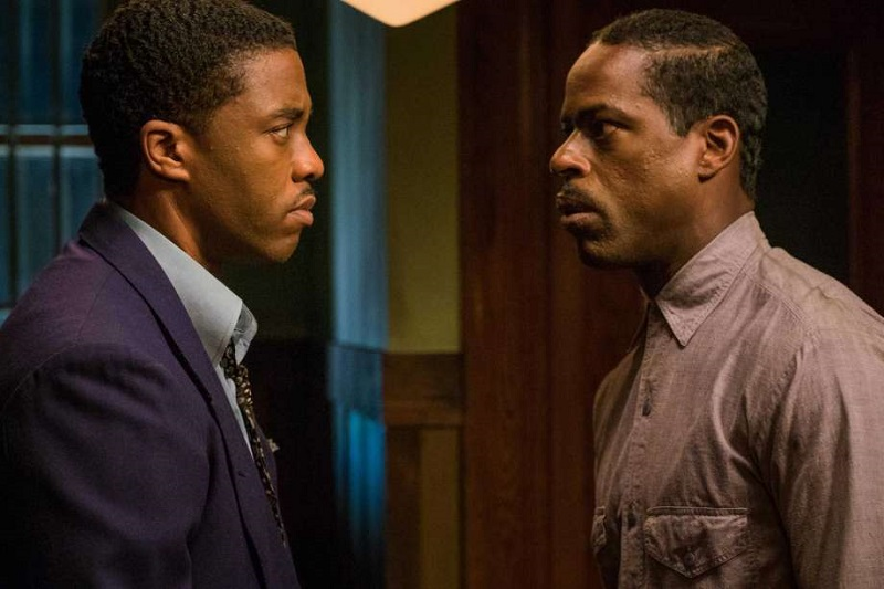 Marshall (DVD) Review - Gripping court-room drama that holds back more than it should 9
