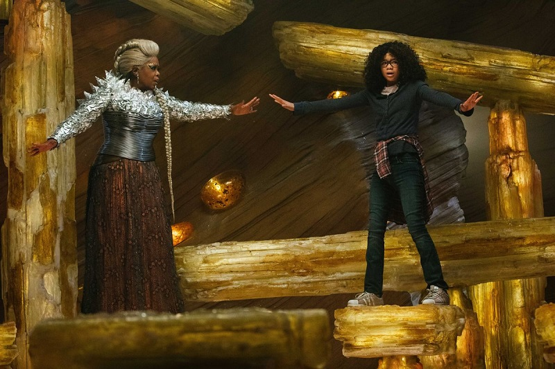 A Wrinkle in Time – Spellbinding visual effects do not a good film make 9