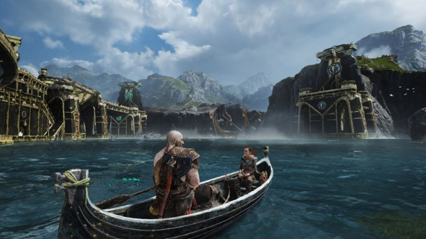 God of War review-in-progress - A strong start laden with compassion and combat 17