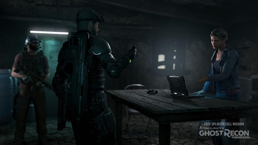 Ghost Recon Splinter Cell (8)