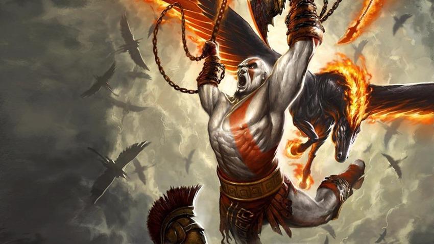 God of War Kratos (2)