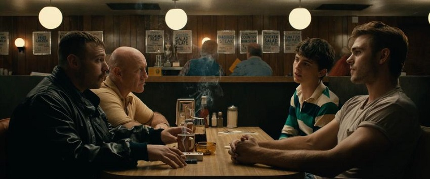 Timothée Chalamet breaks out of his shell and comes of age in the wild drama Hot Summer Nights 3