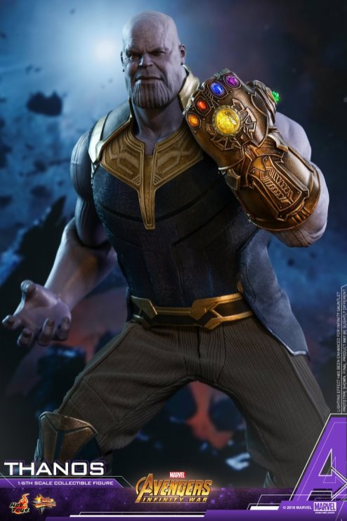 Hot Toys Thanos (9)