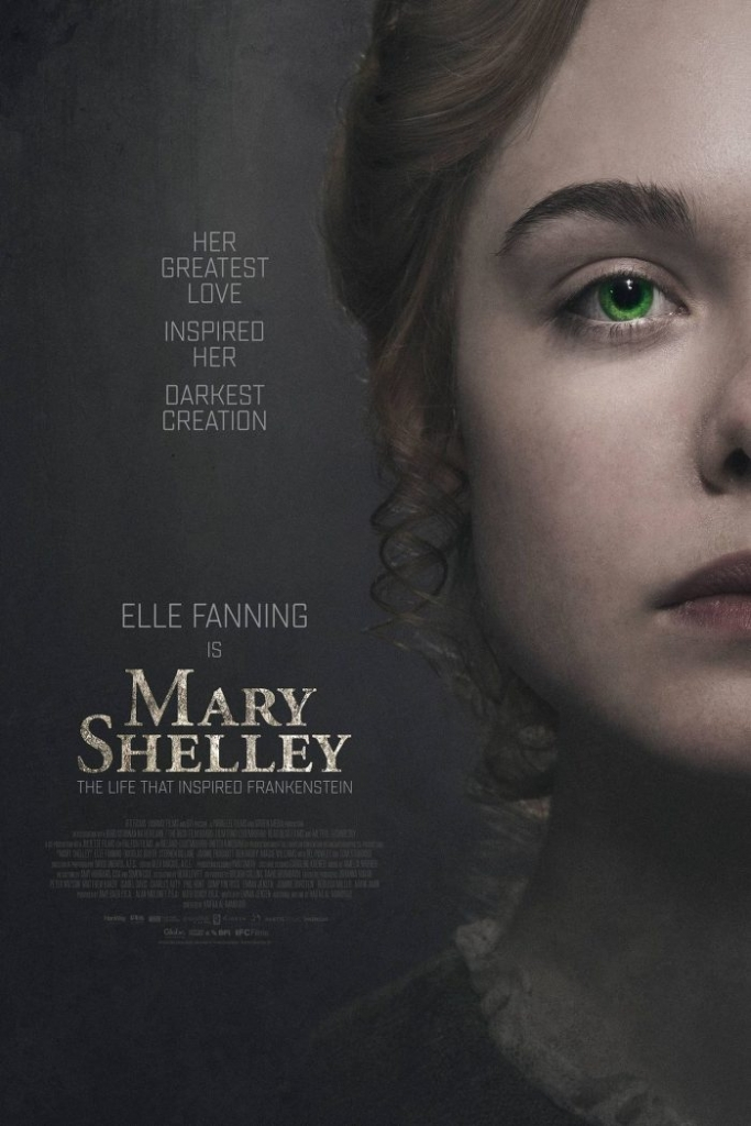 Discover the gothic story behind Frankenstein's creator in the first trailer for Mary Shelley 4