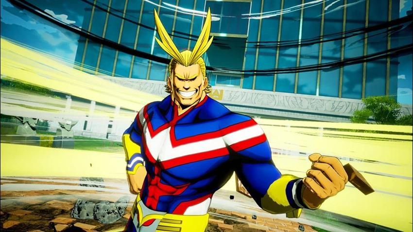 My Hero Academia (1)