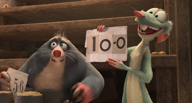 The Nut Job 2: Nutty By Nature (DVD) Review – A horrible sequel to an already bad film 8