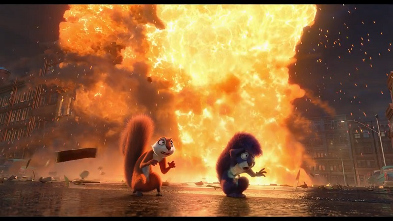 The Nut Job 2: Nutty By Nature (DVD) Review – A horrible sequel to an already bad film 7