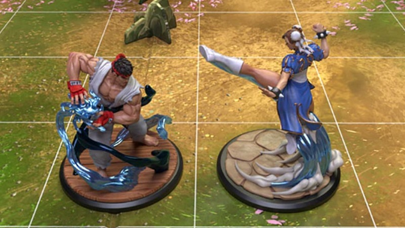 Street Fighter is getting a new board game available exclusively through Kickstarter 5