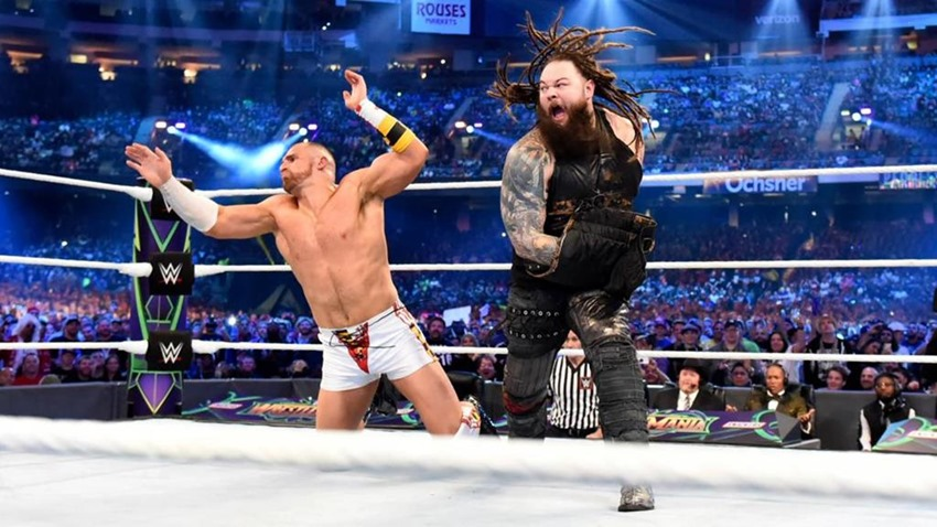 Wrestlemania shocks (3)