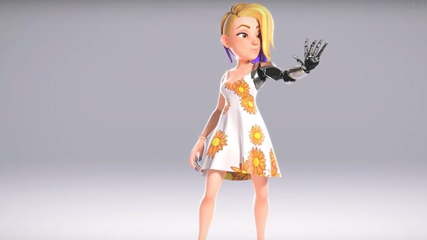 Xbox avatar (2)