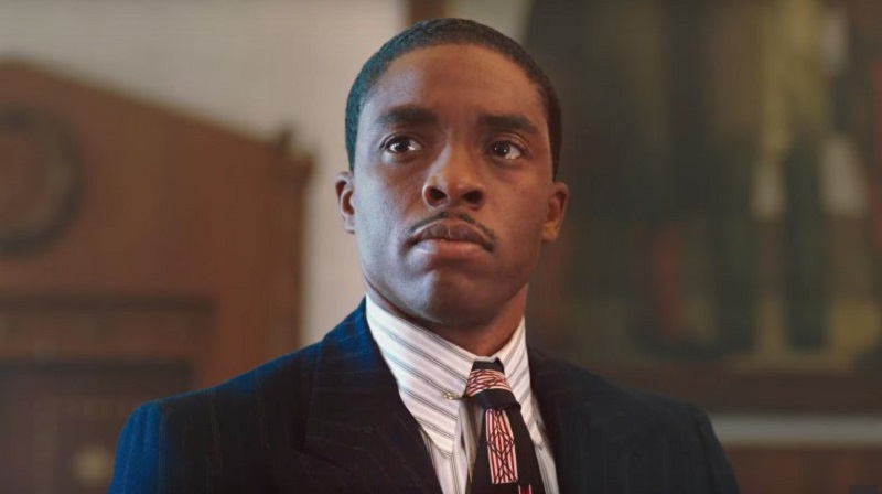 Marshall (DVD) Review - Gripping court-room drama that holds back more than it should 6