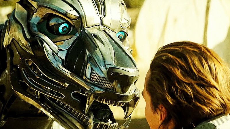 Get to meet a robotic dog in this trailer for A.X.L 2