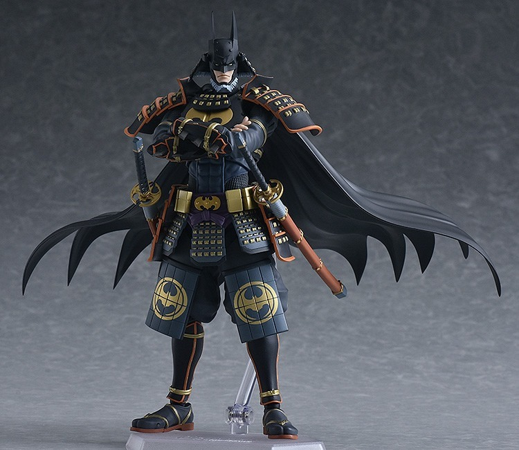 Batman Samurai Figma 1