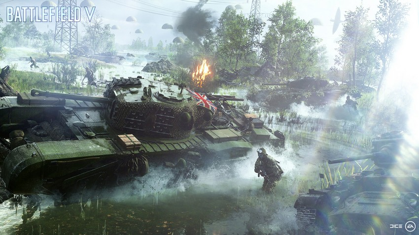 We played the Battlefield V closed alpha and here's what we thought 4