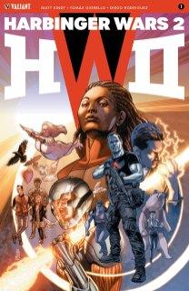 Harbinger Wars (2)
