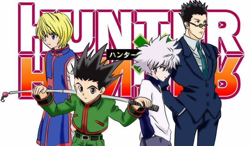 Hunter Hunter (1)
