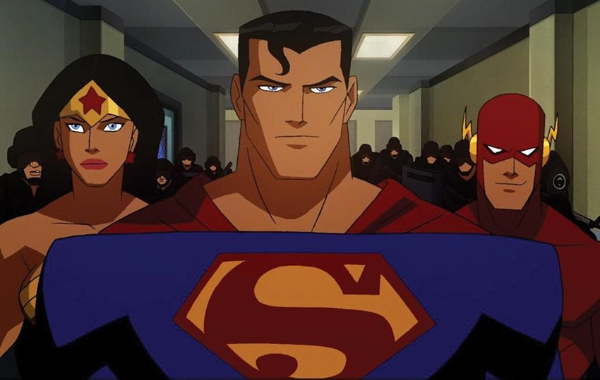 Justice League Crisis on Two Earths