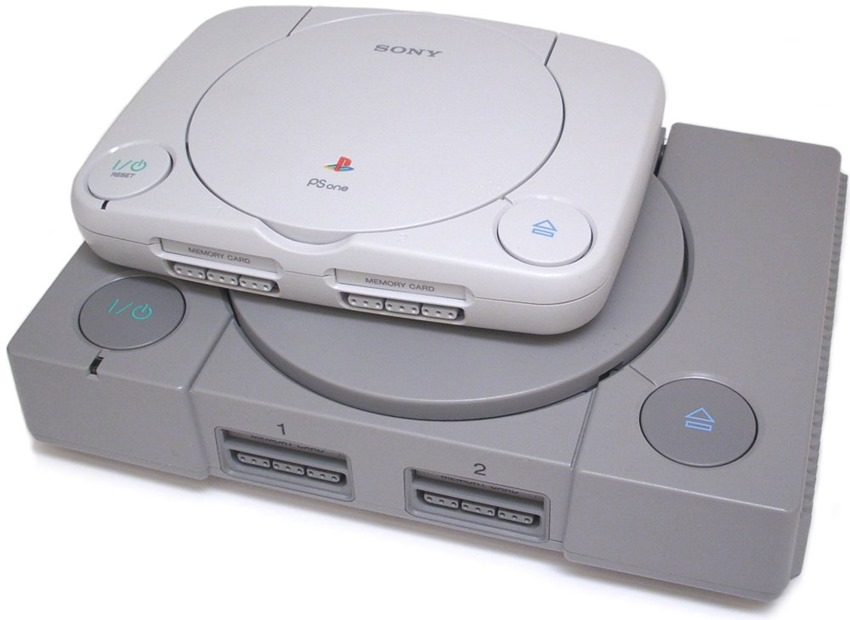 PS1 Console (2)