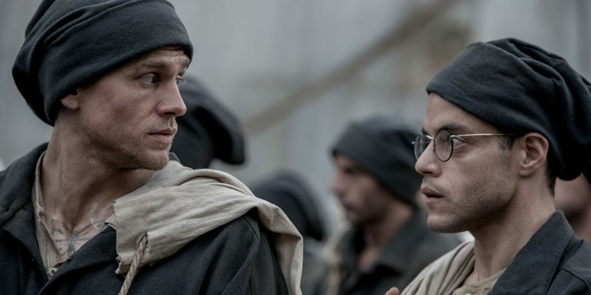 Charlie Hunnam wants off Devil's Island in the remake of the great escape story Papillon 3