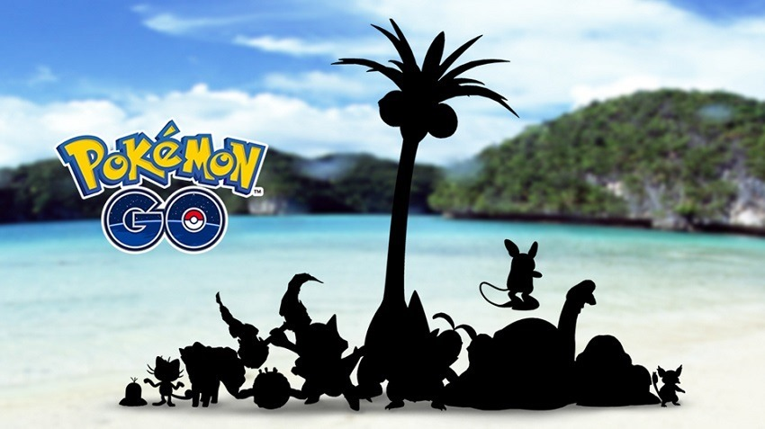 Pokemon Go adding Sun and Moon characters soon