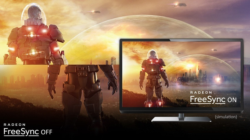 Samsung adding AMD Freesync support to TVs