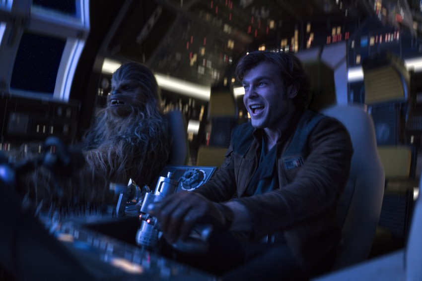 Solo: A Star Wars Story review – I have a good feeling about this 12