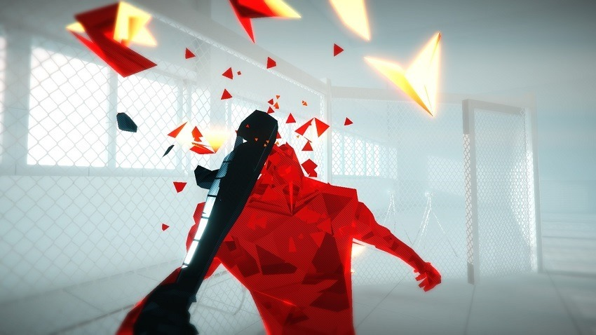 Superhot is getting a Japan remix
