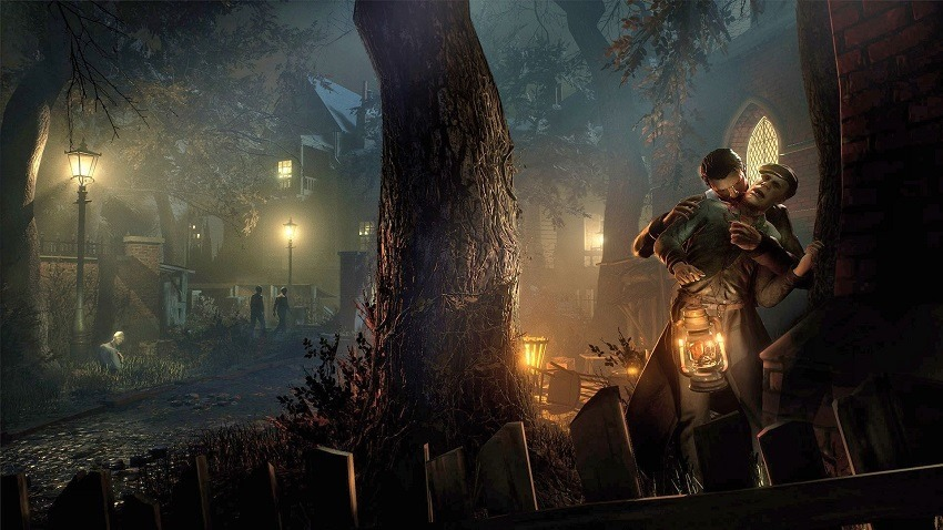 Vampyr gameplay tries to prevent you from being a monster 2
