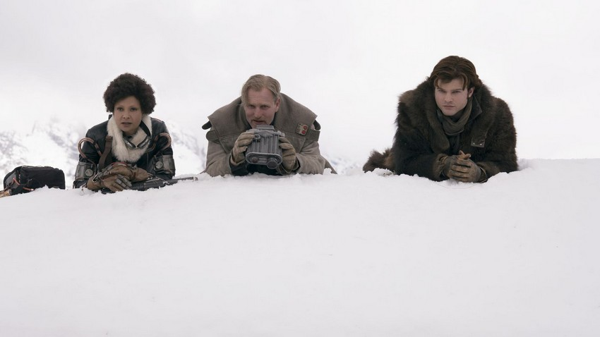 Solo: A Star Wars Story review – I have a good feeling about this 11