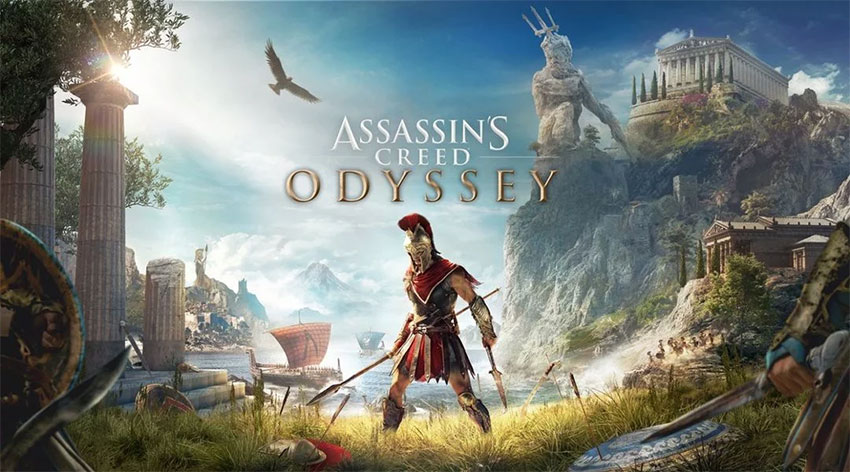 Assassin's Creed Odyssey is changing up the Origins formula even more, and in great ways too 2