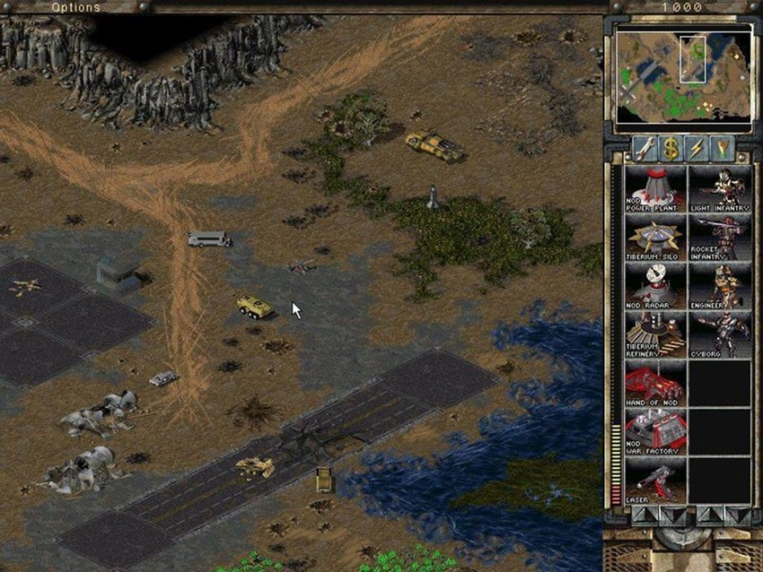 Command and Conquer (4)