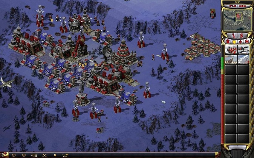 Command and Conquer (6)