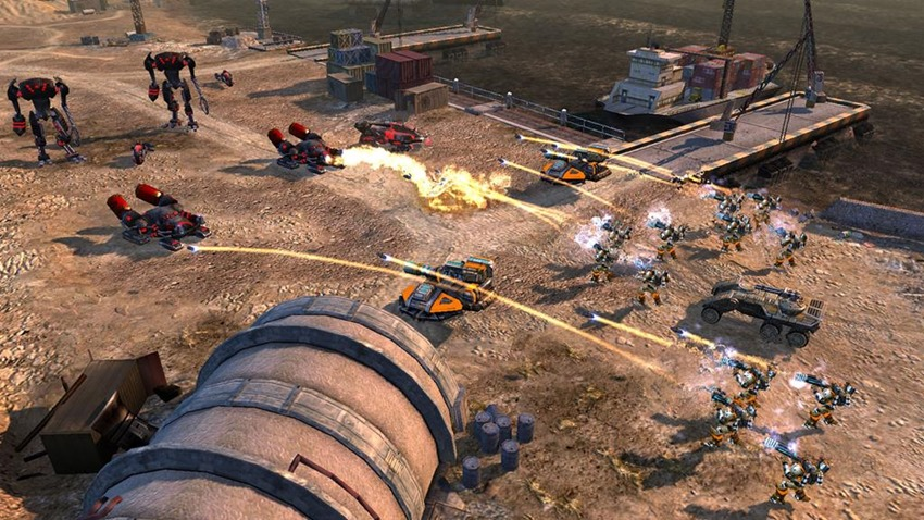 Command and Conquer (8)