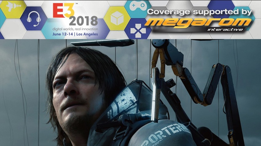 Death Stranding confuses people even more at E3