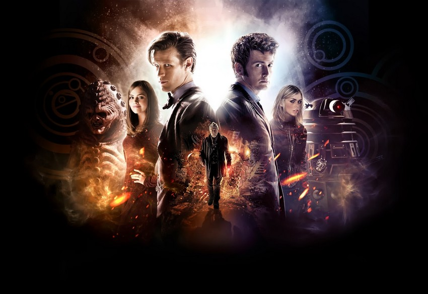 Wibbly wobbly timey wimey: The past, present and future of Doctor Who 15