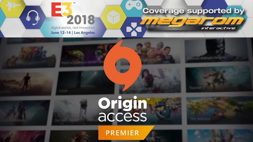 EA announces Origin Access Premier 2